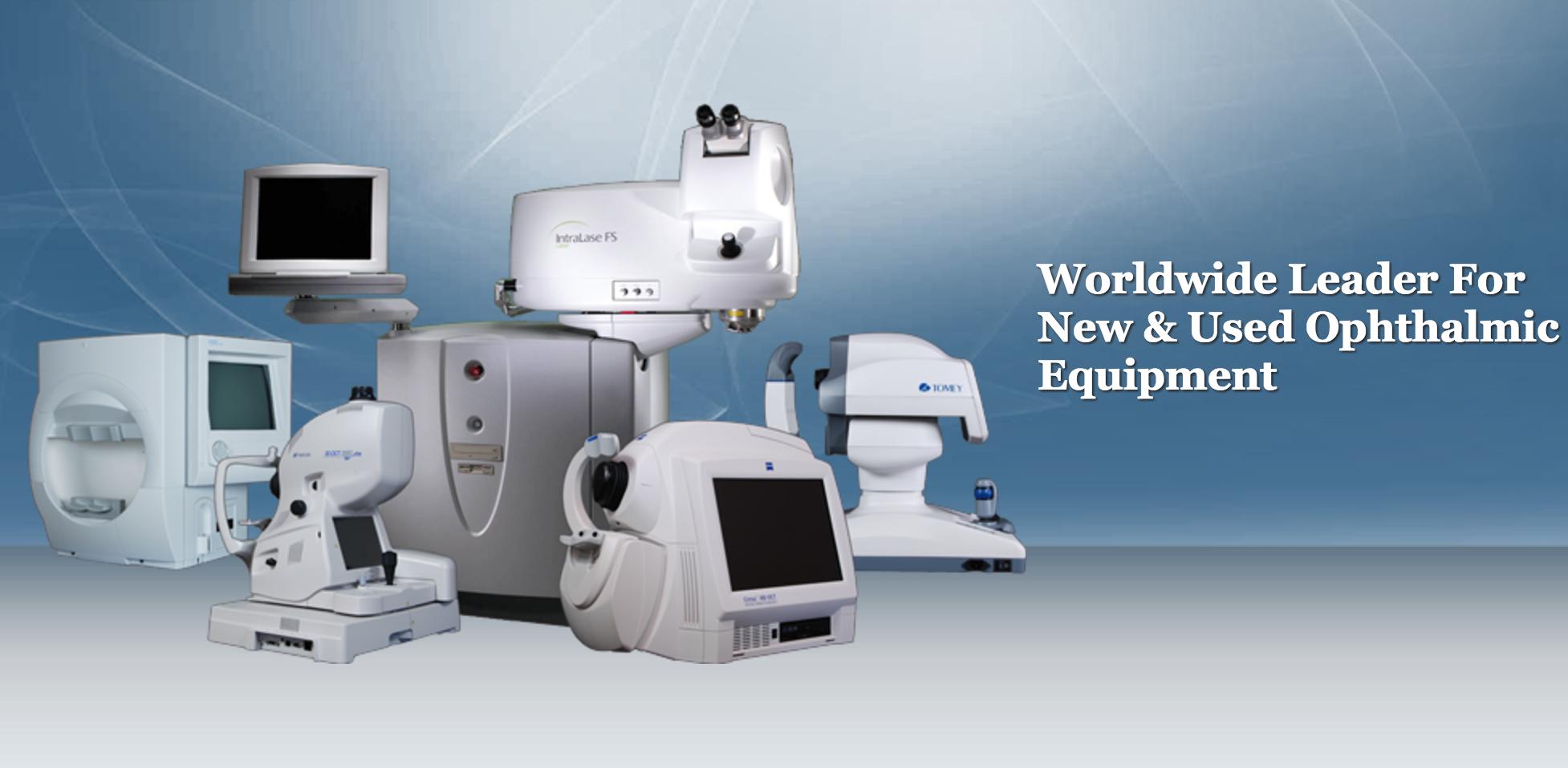 Ophthalmic Equipment Companies